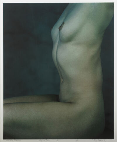 Annie Leibovitz, 'Marjorie Folkman, Clifton Point', 1999