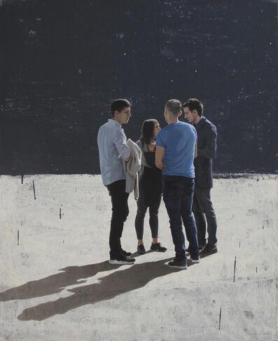 MARYLIN CAVIN, 'LUMIÈRES ET BRUITS LÉGERS', 2018