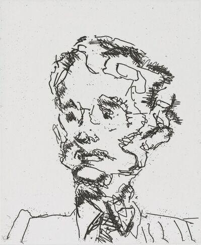 Frank Auerbach, 'Geoffrey ', 1990