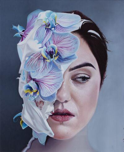 Sebastian Nasta, 'Blue Flower', 2019