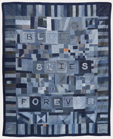 Joey Veltkamp, 'BLUE SKIES FOREVER', 2017