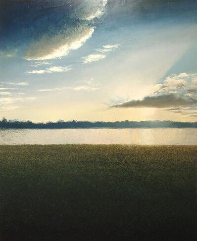 Benoît Trimborn, 'Au jardin des deux rives', 2020