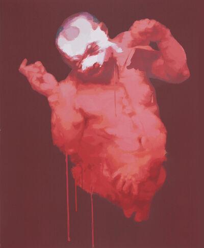 Yang Shaobin 杨少斌, 'Death blow 2006', 2006