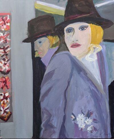Marjorie Magid, 'Reflections (Store Window in Rome)', 2017