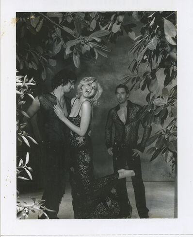 Gian Paolo Barbieri, 'Sophie Dahl, Sebastian Andrieu e Warren, Milano', 2002