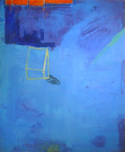 Gary Komarin, 'Bluer Blue and You'