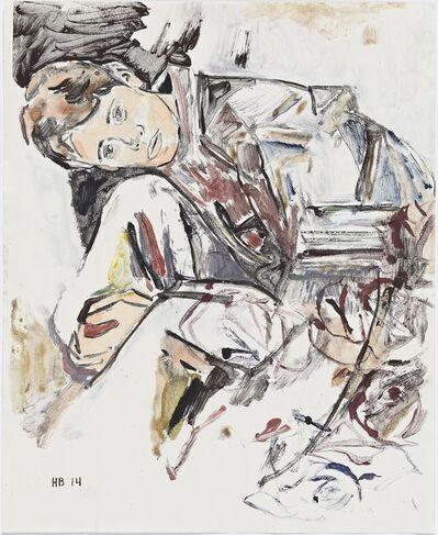 Hernan Bas, 'Untitled (crouching)', 2014