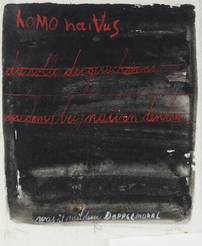 Mangelos, 'HomonaiVus', 1971-1977