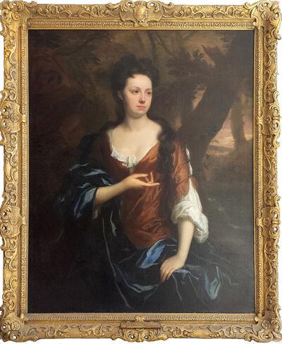 Sir Godfrey Kneller, 'Portrait of Mrs. Fisher of Packerton, Warwick', 1700-1715