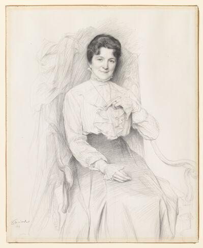 Émile Friant, 'Francine J. M. Clark', 1919