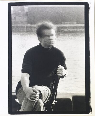 Peter Beard, 'Francis Bacon at 80 Narrow Stree', 1972