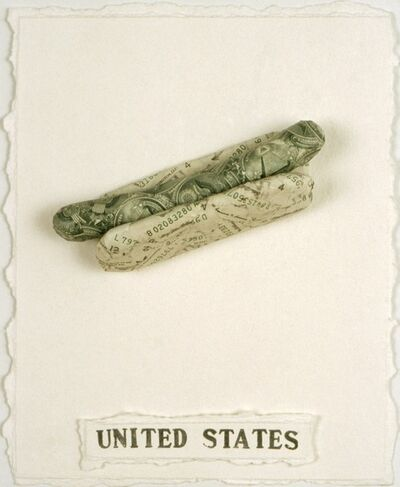 Barton Lidice Benes, 'Smorgasbord: United States', 2002