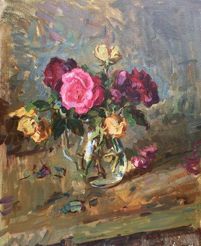 Ben Fenske, 'Roses', 2016