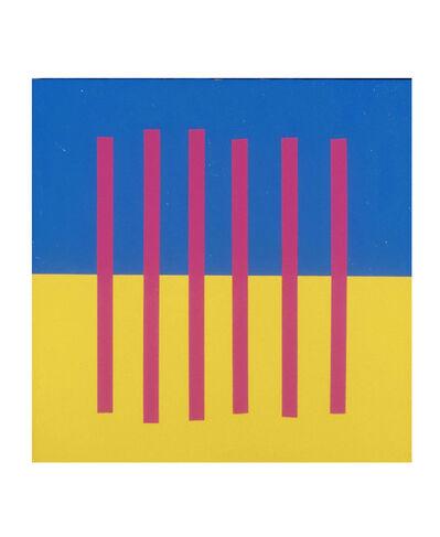 Donald Alberti, 'Visual Logic (red,yellow,blue)', 2000