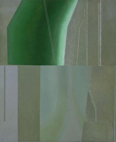 Olaf Holzapfel, 'In den Pflanzen', 2011