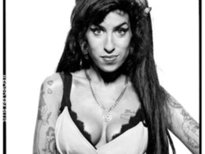 Terry O'Neill, 'Amy Winehouse', 2008