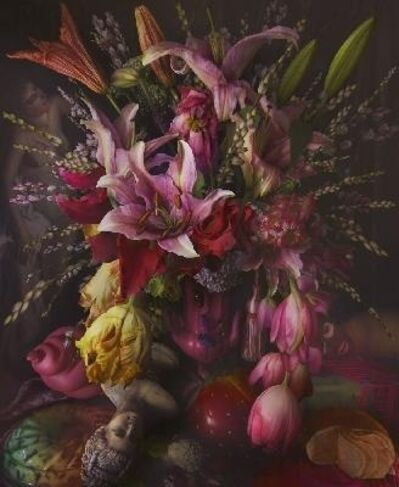 David LaChapelle, 'Flaccid Passion Flower', 2011