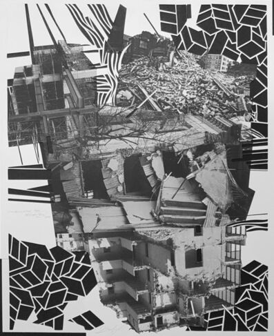 Amir Tomashov, 'Encapsulating the present 4  ', 2018
