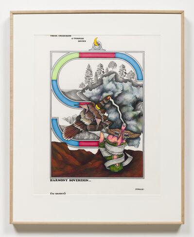 Terry Allen, 'Harmony Sovereign', 1969