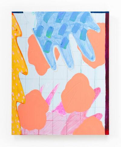 Jessica Simorte, 'Untitled (Orange Bounce Space)', 2016