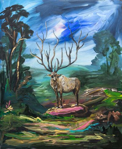 Djordje Ozbolt, 'After Rain', 2019