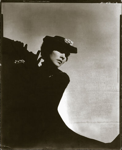 Horst P. Horst, 'Eve March for Vogue', 1937