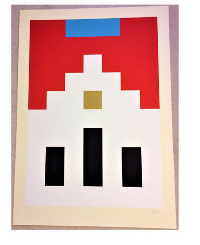 """Invader, '""""Marlboro"""", 2017, Serigraph, Signed and Numbered Edition of 200,', 2017"""