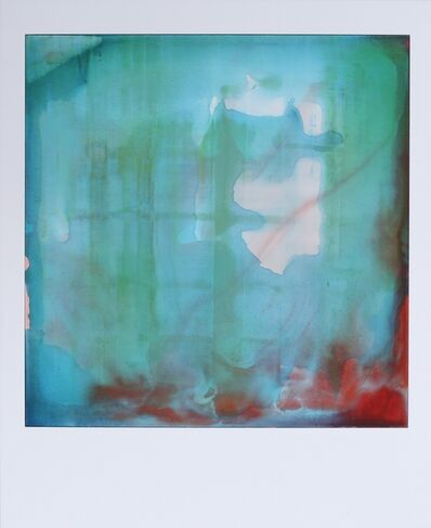 Johannes Wohnseifer, 'Polaroid Painting', 2015