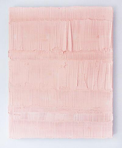 Brendan Smith, 'Titanium Pink: Finish 1', 2018