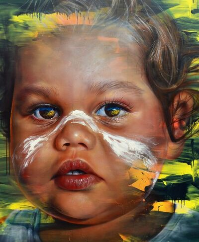 Adnate, 'All that you need', 2017