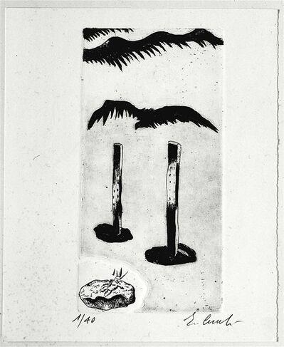 Enzo Cucchi, 'Untitled (1986)', 1986