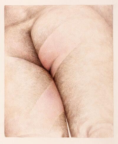 Katarina Riesing, 'Reclining Nude (Wax)', 2020