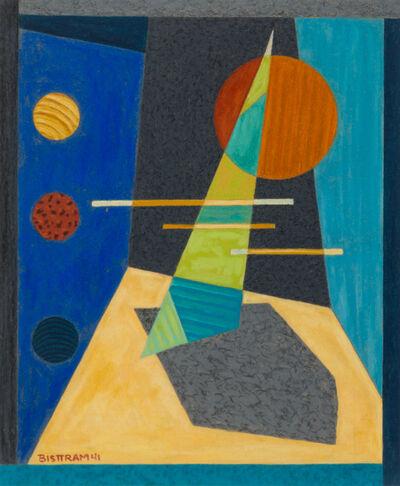 Emil Bisttram, 'Abstraction', 1941