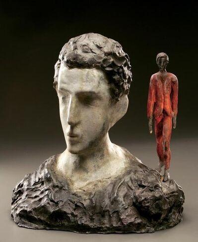 Roberto Barni, 'Busto con Uomo', 2004
