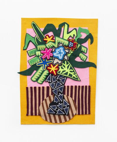Jody Paulsen, 'Yellow', 2020