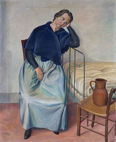 Mario Tozzi, 'Desolazione', 1924 ca.