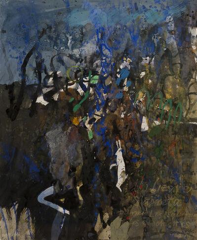 Keith Vaughan, 'Apres le Deluge', ca. 1970