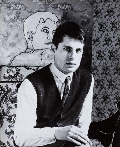 Plinio De Martiis, 'Cesare Tacchi', 1968