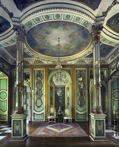 Michael Eastman, 'Throne Room, Lisbon', 2011