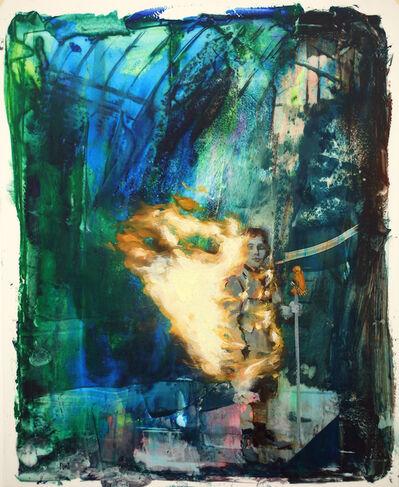 Joshua Flint, 'The glare of the Sun', 2020