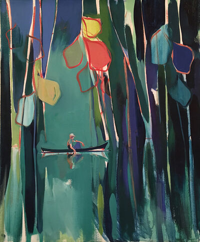 Charlotte Evans, 'Untitled (boat boy)', 2014
