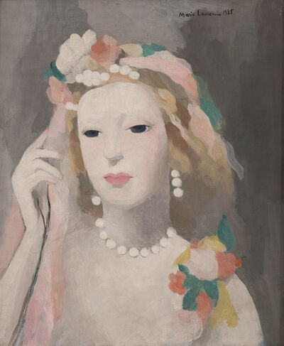 Marie Laurencin, 'Rose', 1935