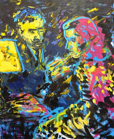 Friedemann Hahn, 'Rauch und Zuneigung', Unknown