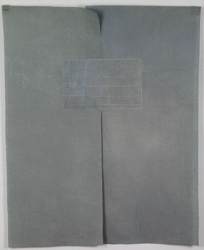 Grace Bakst Wapner, 'Grid Patch', 2019