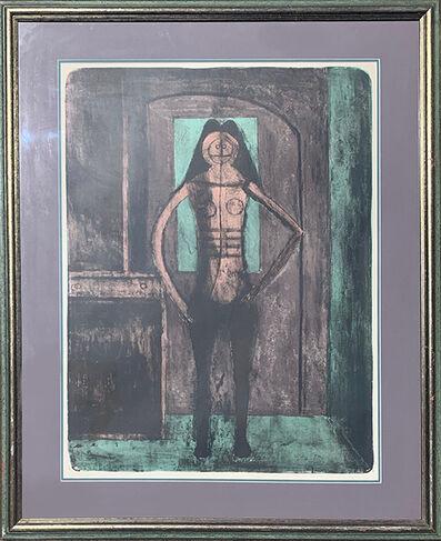 Rufino Tamayo, 'Femme au Collant Noir (P. 111)', 1969