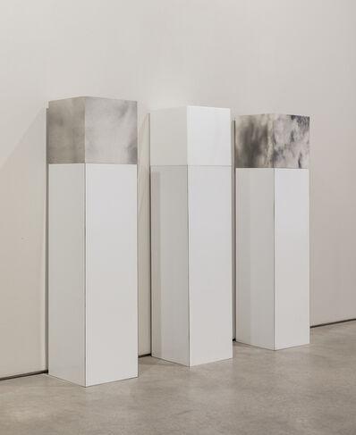 Robert Watts, 'Three Clouds', 1965