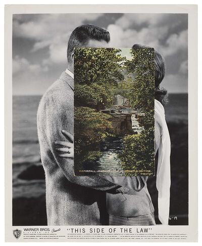 John Stezaker, 'Kiss XV', 2015