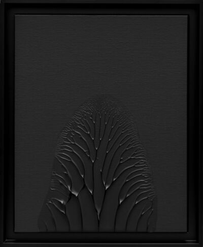Thomas Tronel-Gauthier, 'Peinture Noire 9F #1', 2014