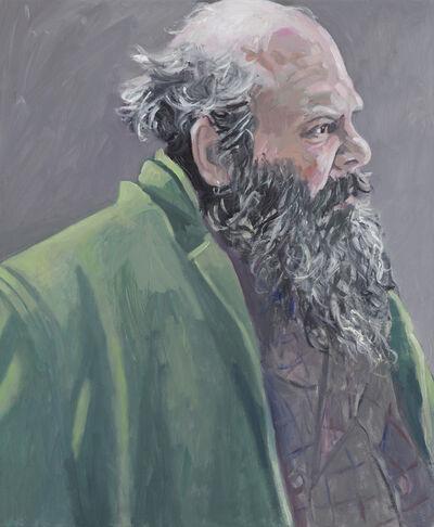 Jan Vanriet, 'Damiaan', 2017
