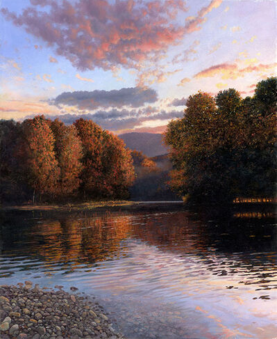 Timothy Barr, 'River Reflection', not dated